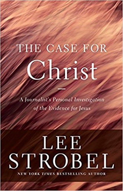 The Case For Christ subject of new small group study in September
