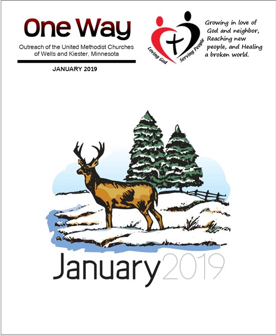 January 2019 OneWay Newsletter