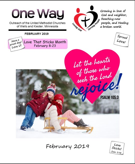 February 2019 OneWay Newsletter