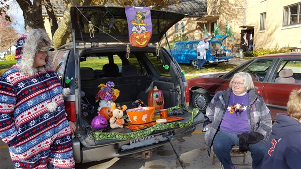 Trunk or Treat - 2017