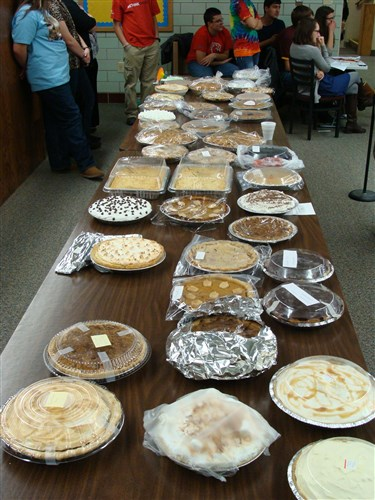 Pie Auction - November 19